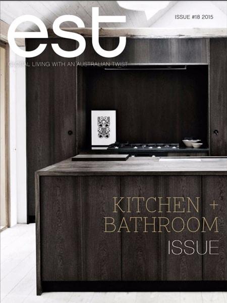 Est – Kitchen + bathroom issue