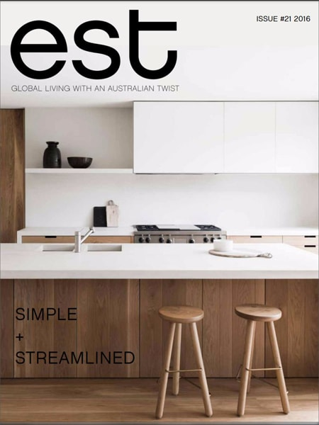 Est – Simple + Streamlined