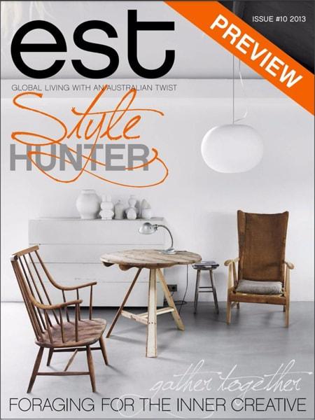 Est – Style hunter | Tập hợp những phá cách để tạo nên những sáng tạo bên trong