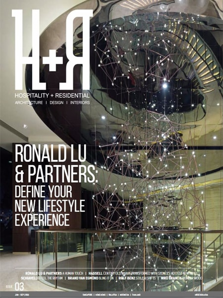 H+R Issue 03 - Hospitality & Residential - Architect - Design Interiors - Nội thất