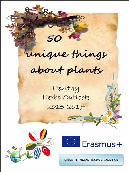 50 unique things about plants / 50 điều đặc biệt về thực vật