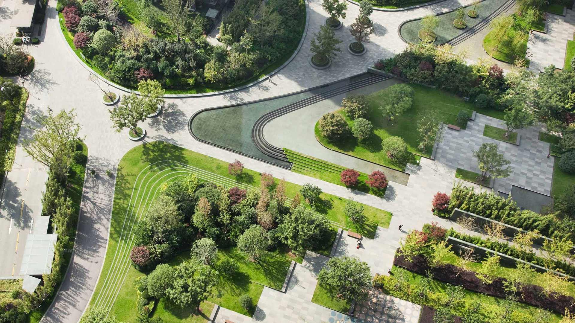 10 lý do tại sao kiến trúc cảnh quan quan trọng đối với môi trường