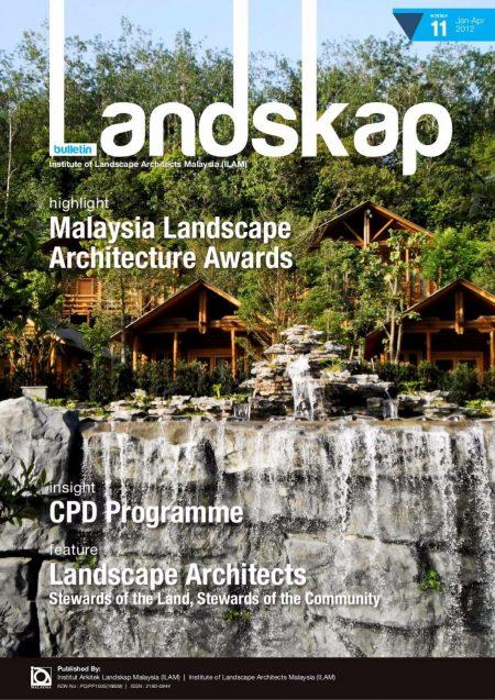 Malaysia LandsKap – Malaysia Landscape Architecture Awards
