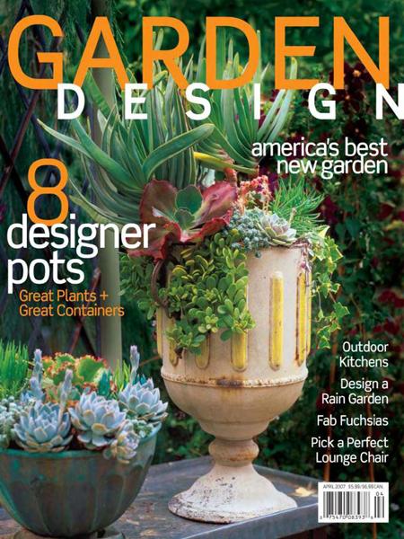 Garden Design- 8 designer pots