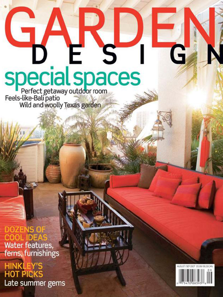 Garden Design- Special Spaces