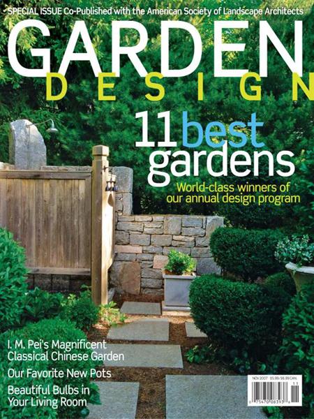 Garden Design- 11 best gardens