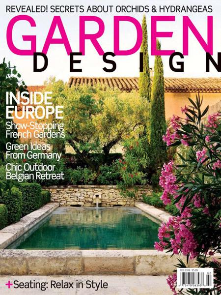 Garden Design- Inside Europe