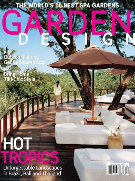 Garden Design- Hot tropics
