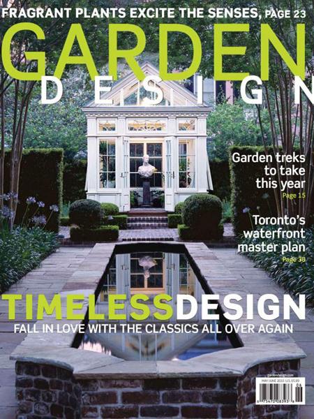 Garden Design- Timeless design