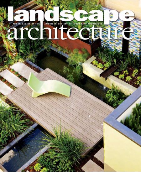 Landscape Architecture 01/2009