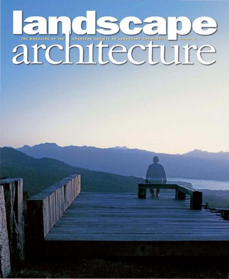 Landscape Architecture 04/2009