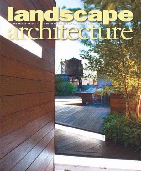 Landscape Architecture 07/2009