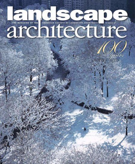 Landscape Architecture 01/2010
