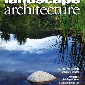 Landscape Architecture 08/2010