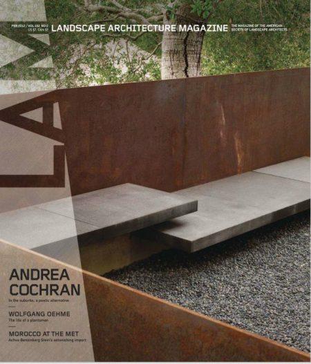 Landscape Architecture 09/2013