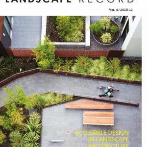 Landscape Record – Accessible design in landscape architecture