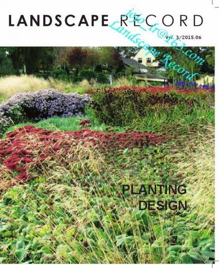 Landscape Record – Planting Design