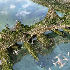 5 cây cầu đặc biệt có thể giúp hồi sinh vùng đất bị tàn phá bởi chiến tranh Mosul, Iraq