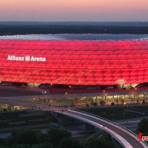 Top 10 sân vận động được thiết kế đẹp nhất trên thế giới