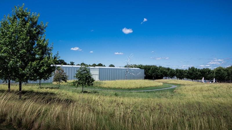 ASLA Center for Landscape Architecture Opening / Tòa nhà Trung tâm Kiến trúc cảnh quan ASLA