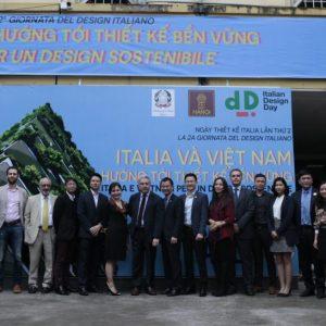 EGO tham gia Italian Design Day lần thứ hai