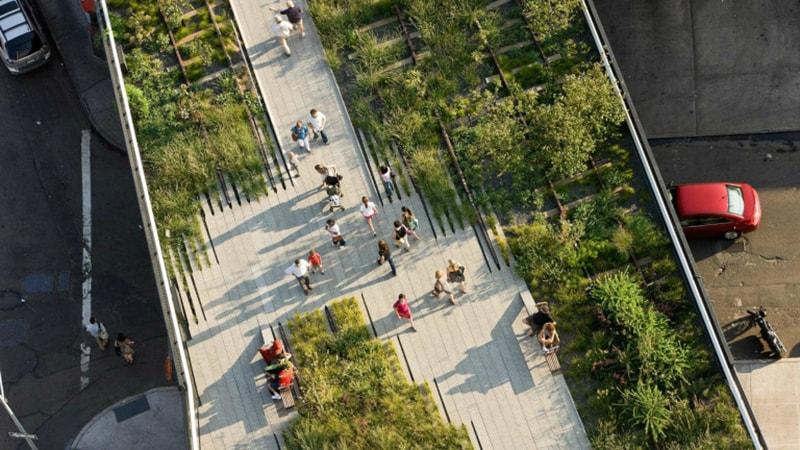 Metropolitan Transformation / Sự chuyển mình của đô thị