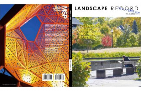 Landscape Record-Therapeutic landscape and healing gardens-1