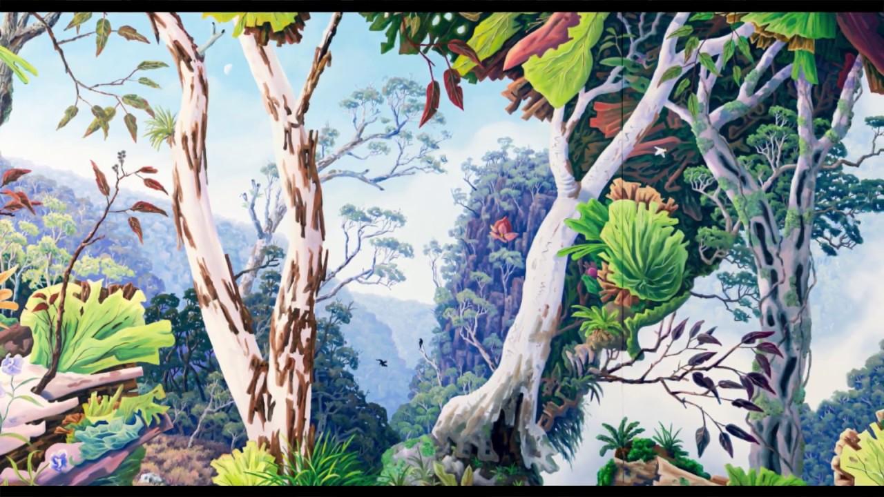 Contemporary Australian Landscape Artist – Dave Groom / Nghệ sĩ cảnh quan – Dave Groom