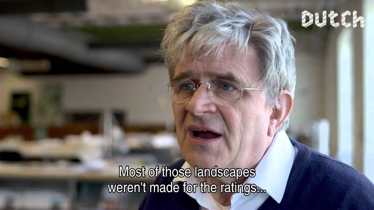 Dutch Profiles: H+N+S landscape architects / Công ty kiến trúc cảnh quan H+N+S