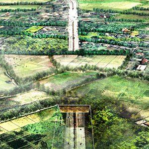 Contemporary Theories of Landscape Architecture – Landscape Infrastructure / Lý thuyết về Kiến trúc cảnh quan đương đại: Hạ tầng cảnh quan