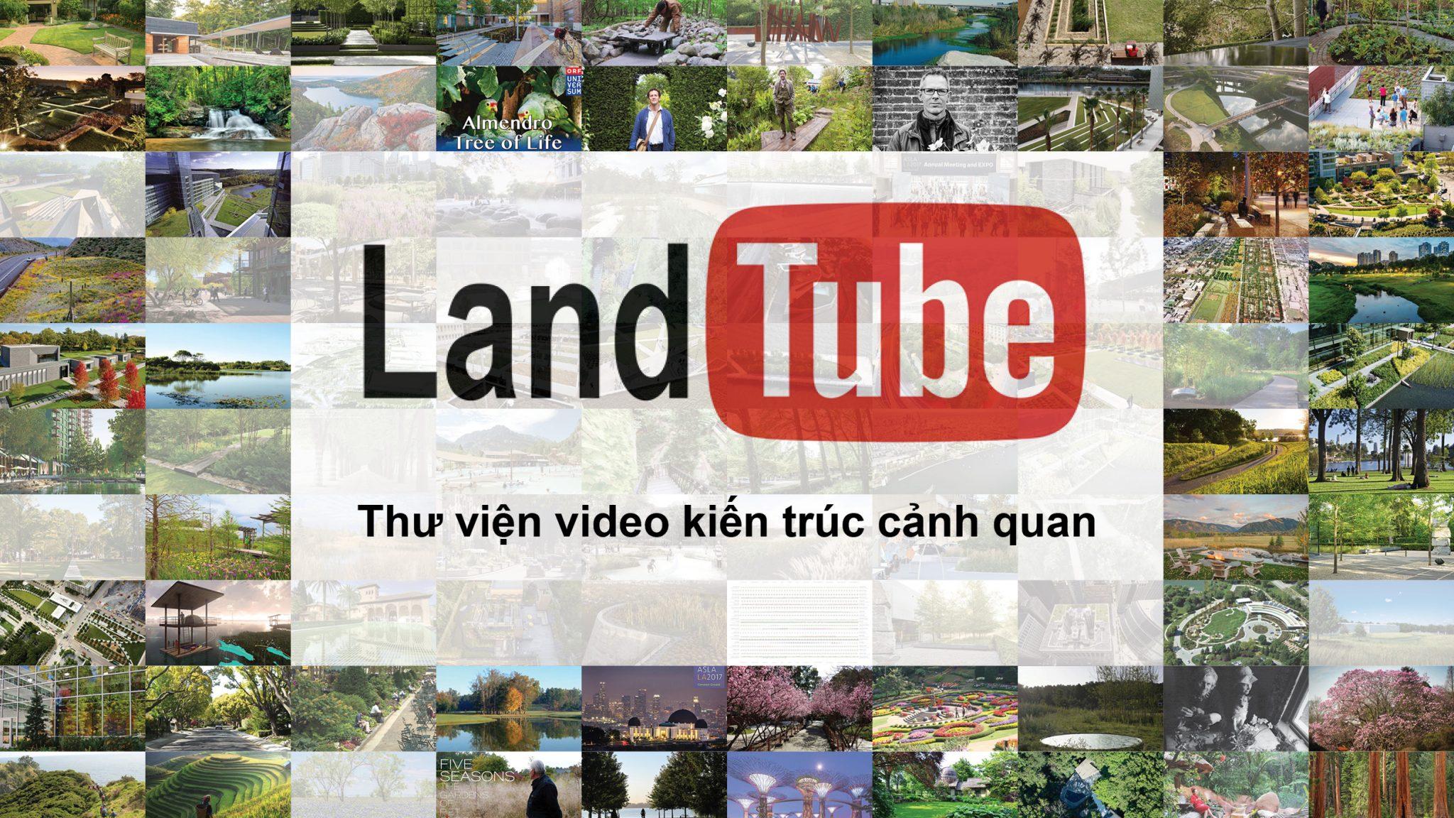 thư viện video kiến trúc cảnh quan poster 2