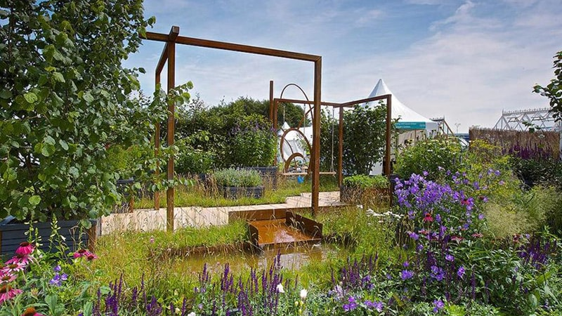 RHS FLOWER SHOW TATTON PARK 2017 – YOUNG DESIGNER OF THE YEAR / RHS Flower Show Tatton Park 2017 – Nhà thiết kế trẻ của năm