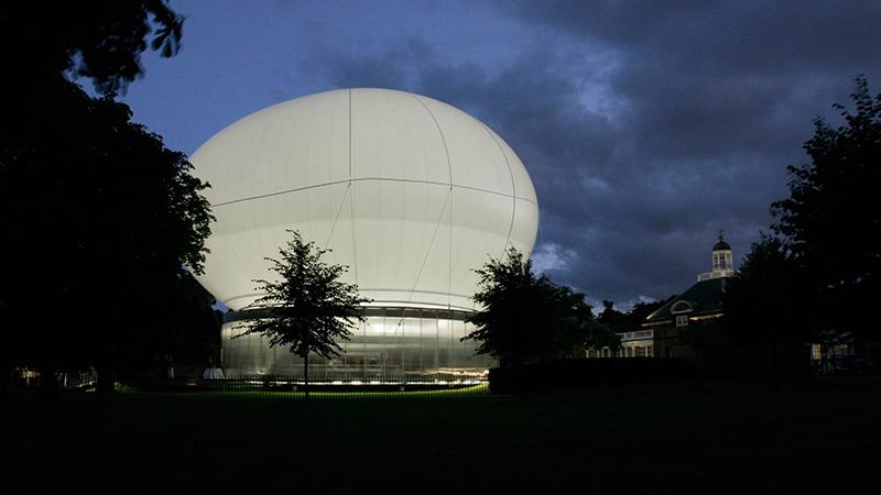 Serpentine Gallery Pavilion 2006 by Rem Koolhaas