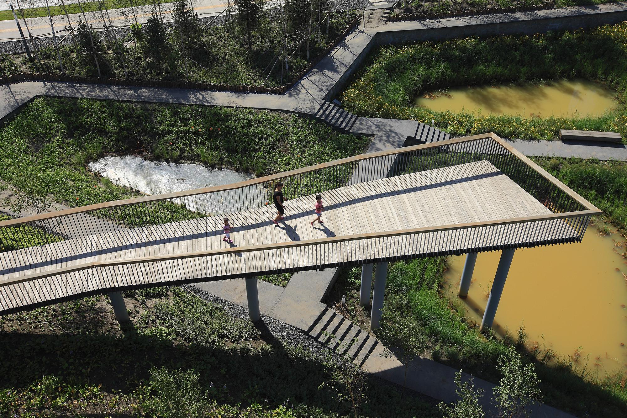 Living with Water 2018: Kongjian Yu / Thiết kế cảnh quan với yếu tố nước 2018: Kongjian Yu