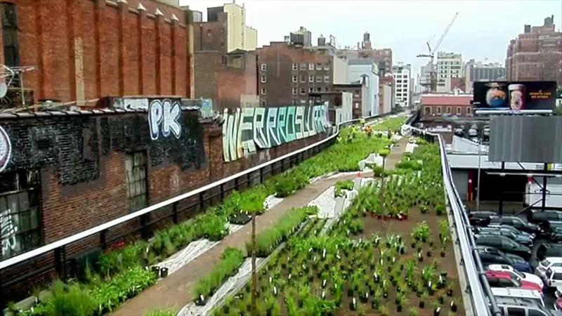 Great Museums: Elevated Thinking – The High Line in New York City
