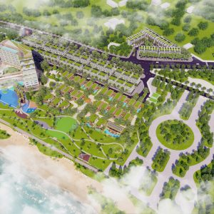 Pacific Ninh Thuan Resort