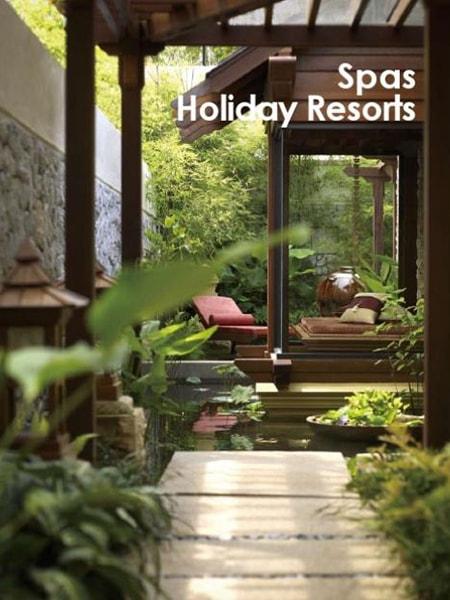 Spas holiday resorts