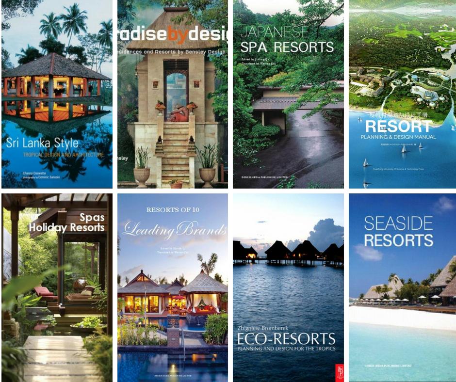 Top 8 sách thiết kế resort năm 2018