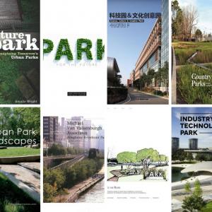 Top 8 sách thiết kế công viên