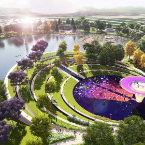 EGO thiết kế Công viên Thiên Văn Học đầu tiên tại Đông Nam Á