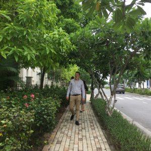 Khảo sát hiện trạng dự án Splendora-Bắc An Khánh