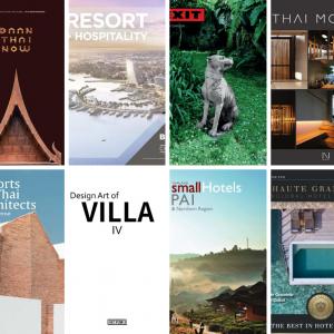 Top 8 sách thiết kế resort tháng 10