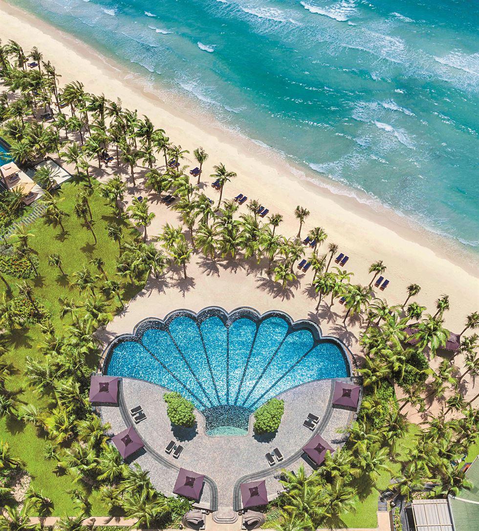 Ý tưởng thiết kế cảnh quan resort Phú Quốc độc đáo từ trường đại học Lamarck