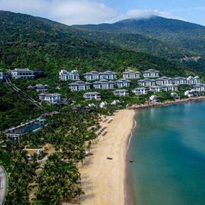 The Intercontinential Đà Nẵng – resort có cảnh quan đẹp nhất của Việt Nam được nhiều người biết đến trên thế giới