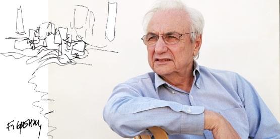 Frank Gehry: Người nổi loạn trẻ tuổi