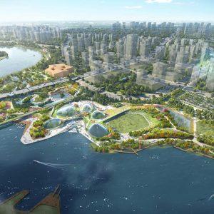 Tianjin Eco-City – Thành phố sinh thái