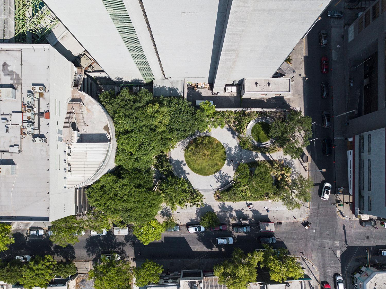 Citizen Garden by Práctica Arquitectura