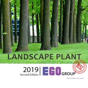 EGO Landscape Plant 2019 (Second Edition)