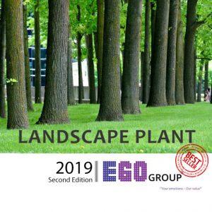 EGO Landscape Plant 2019 (Second Edition)