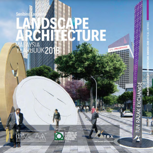 Malaysia Landscape Architecture Yearbook 2018